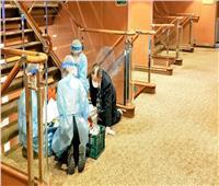 «ديلي ميل»: «كورونا» يحول سفينة سياحية إلي «سجن عائم»