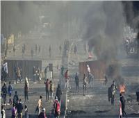 سقوط قتيل خلال إطلاق الرصاص على المتظاهرين في كربلاء وسط العراق