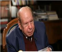 صلاح فضل: زيارات الرئيس للكنائس تصنع ثقافة المواطنة