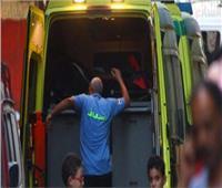 إصابة ١٨ شخصا في حوادث متفرقة بسوهاج