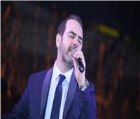 وائل جسار يحتفل بعيد الحب في القاهرة