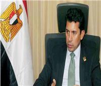 وزير الرياضة يشهد عدد من الفعاليات والافتتاحات في النوبة