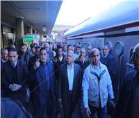 وزير النقل: زيادة شبابيك التذاكر في 94 محطة