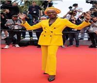 تكريم مايمونا نديايفي الدورة التاسعة لمهرجان الاقصرللسينما الإفريقية