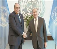 حوار  محمود محيى الدين عن مهام منصبه الجديد بالأمم المتحدة: احتياجات تمويل التنمية عالمياً تتجاوز 2.5 تريليون دولار سنوياً