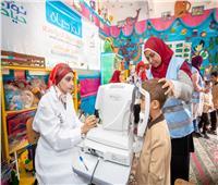 صور.. «تحيا مصر»: نور حياة تستأنف عملها بالمدارس الابتدائية في 10 محافظات