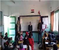 انتظام الدراسة في 954 مدرسة بدمياط