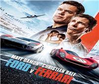 «Ford v Ferrari» يفوز بجائزة أفضل مونتاج