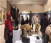 بمشاركة 150 فنانا.. افتتاح معرض «أجندة» بمكتبة الإسكندرية