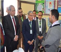 محافظ المنيا يتابع أعمال مبادرة الكشف عن أمراض الأنيميا والتقزم