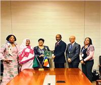 نائب رئيس سيشل يوقع على إتفاقية الوكالة الأفريقية للدواء