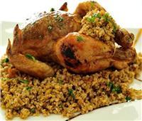 بالخطوات| «فريك الفراخ» وجبة متكاملة على سفرتك
