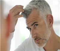 للرجال| الإجهاد يسبب «الشيب» وظهور الشعر الأبيض