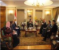 وزير التعليم العالي يؤكد تقديم التسهيلات للطلاب الأردنيين بالجامعات المصرية