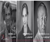 مهرجان البحر الأحمر السينمائي الدولي يحتفل بروح التغيير والتجديد السينمائي ويكرّم ثلاثة من رواد التغيير.