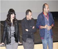 صور  صناع فيلم «بعلم الوصول» يتحدثون عن تجربتهم بمهرجان أسوان