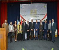 رئيس جامعة الإسكندرية: التحول الرقمي  يقضى على الفساد