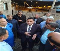 «السكة الحديد»: تطوير ورش أبو غاطس استعدادًا لاستقبال العربات الجديدة