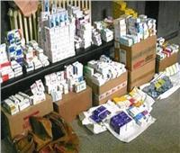 جمارك مطار القاهرة تنجح في ضبط محاولة تهريب أدوية بشرية