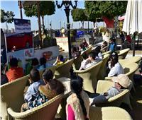 «مسرح عرائس» لتوعية رواد النقابات والأندية بسوهاج لترشيد استهلاك المياه