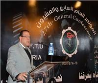 مجدى البدوي: موقف عمال مصر ثابت تجاه القضية الفلسطينية