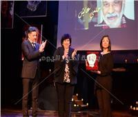 صور| نجوم الفن في حفل تأبين المخرج محسن حلمي