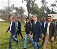 وزير الرياضة يوجه برفع كفاءة مركز شباب «شكشوك» وإنشاء ملعب خماسي