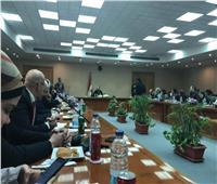 نيفين جامع تستعرض خطة وزارة الصناعة خلال الفترة القادمة