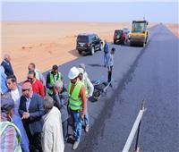 صور| وزير النقل: إنشاء 21 محورًا جديدًا على النيل