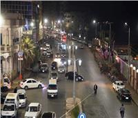 الانتهاء من رصف شارع الجمهورية في سوهاج