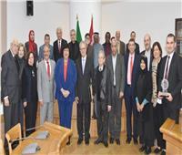وزيرة الثقافة تعتمد توصيات المؤتمر الـ 25 للمجمع العربي للموسيقى