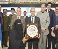 الشرقية تكرم شهداء الجيش والشرطة في احتفالية بمركز أبو كبير