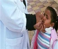اطلاق حملة تطعيم شلل الأطفال من قرية نكلابمنشأة القناطر فى الجيزة