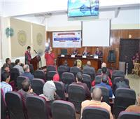 جامعة سوهاج تمنح باحث يمني درجة الدكتوراة في علوم الإحصاء الرياضي