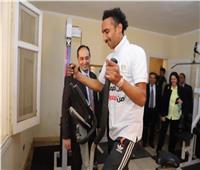 عمرو عثمان يشهد تخريج 95 متعافيا من الإدمان