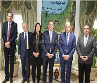 نائب وزير خارجية اليونان يشيد بالأمن والأمان في جنوب سيناء