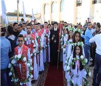 صور| مطران سمالوط: بانوراما «شهداء ليبيا» تجسد وتوثق قصتهم