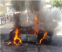 شهود عيان: انفجار سيارة ملغومة في سوريا قرب الحدود مع تركيا