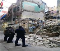 صور| ضمن الموجة الـ 15.. إزالة التعديات على أراضي السكة الحديد بالإسكندرية