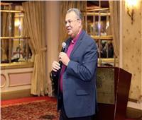 أندريه زكي يفتتح خدمة «هوم» الصحية لرابطة الإنجيليين