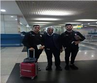صور| الزمالك يغادر للإمارات استعدادا للسوبر المصري