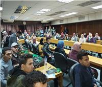 وزير التعليم العالي يفتتح يوم الفضاء المصري