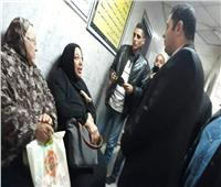 صور| نائب محافظ القاهرة يشن حملة تفقدية على أحياء المنطقة الشمالية