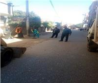 تحرير 11 مخالفة تموينية للمخابز البلدية بديرمواس بالمنيا