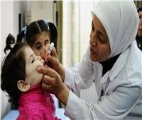 80% نسبة التطعيم ضد شلل الأطفال في اليوم الأول بالشرقية