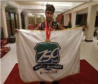 بطل العالم للكونغ فو يتوج بذهبيتين ضمن فعاليات بطولة البحر المتوسط