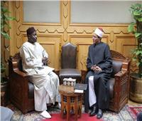 صالح عباس: هدفنا تحقيق رسالة الأزهر في أفريقيا