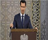الأسد في كلمة للسوريين: حلب انتصرت.. وسوريا انتصرت