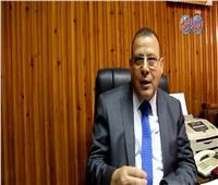 «البدوي» لرئيس «عمال سوريا»: نساندكم في معركة التنمية ومواجهة الإرهاب