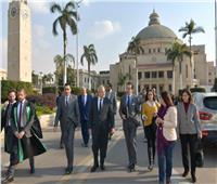 رئيس جامعة القاهرة: نعمل على تغيير طرق التفكير القديمة